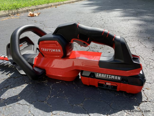 Craftsman V60 Cordless Tools Are Powerful, Quiet, and Convenient