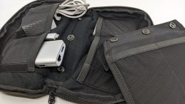 Oneadaptr Evri Accessories Pouch: The Perfect Place to Stow Your Cables, Chargers, and More