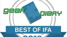Gear Diary's Best of IFA 2019 Awards