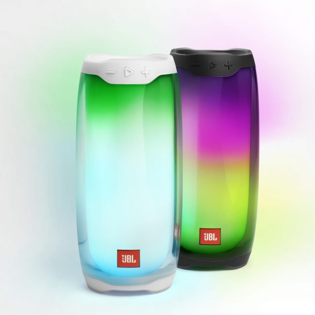 JBL's New Speakers Will Put Your Ears in a Party Mood