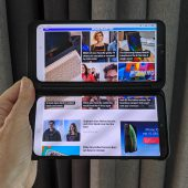 LG G8X ThinQ and DualScreen Case Make for a Practical Dual-Screen Folding Phone