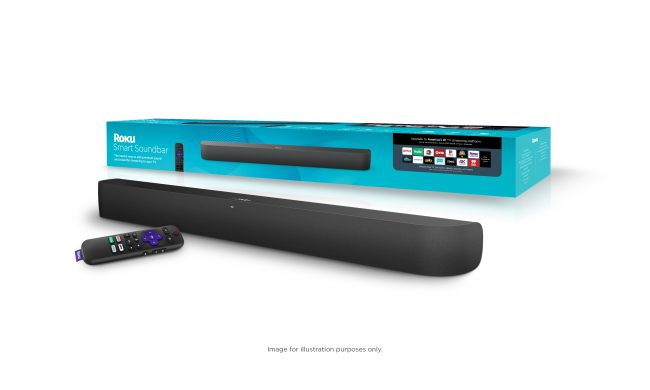 Roku Launches Pre-Orders for New Smart Soundbar and Wireless Subwoofer