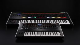 Roland Ups the Ante on #909Day with New Additions to their Flagship Jupiter-X Series!