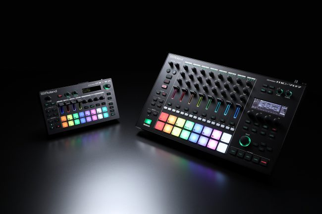Roland Introduces the MC-707 and MC-101 Production Platforms for #909Day