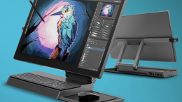The Lenovo IdeaCentre A940 Brings All-in-One PCs to a New Level!