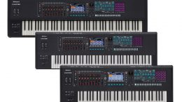 Roland Announces Powerful New FANTOM Keyboards for #909Day!