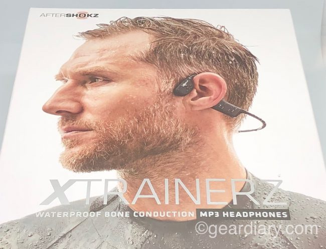 Aftershokz Xtrainerz Bone-Conducting Headphones Add Safety As You Rock Your Run
