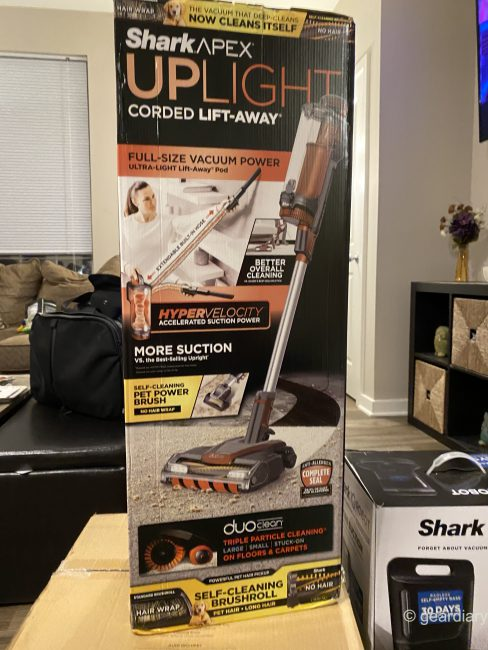 House Cleaning Made Simple Thanks to Shark