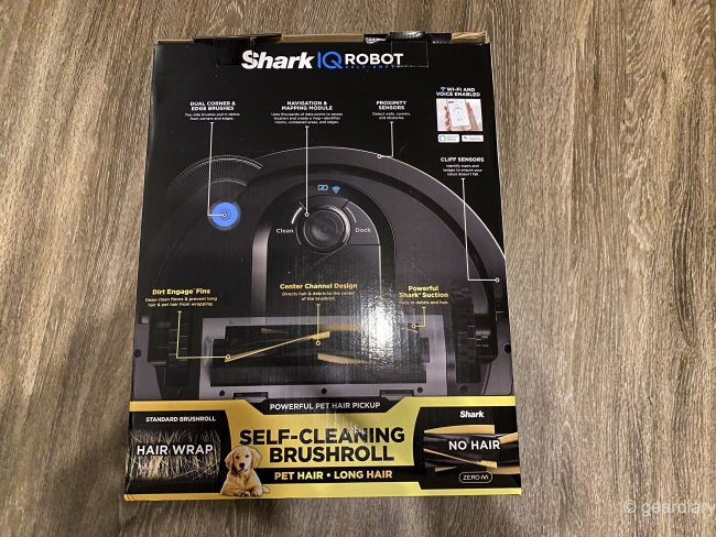 Housecleaning Is Easier Thanks to Shark