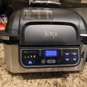 Grilling Indoors with the Ninja Foodi Grill Is Perfect for Winter Meals