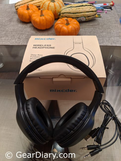 Mixcder HD901 Wireless Headphones Offer a Great Value