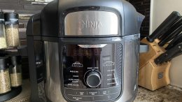 My Review of the Ninja Foodi Deluxe Pressure Cooker