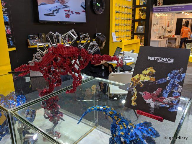 I Need a Set of Metomics Metal Designer Blocks!