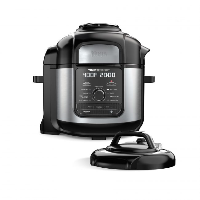 My Review of the Ninja Foodi Deluxe Pressure Cooker
