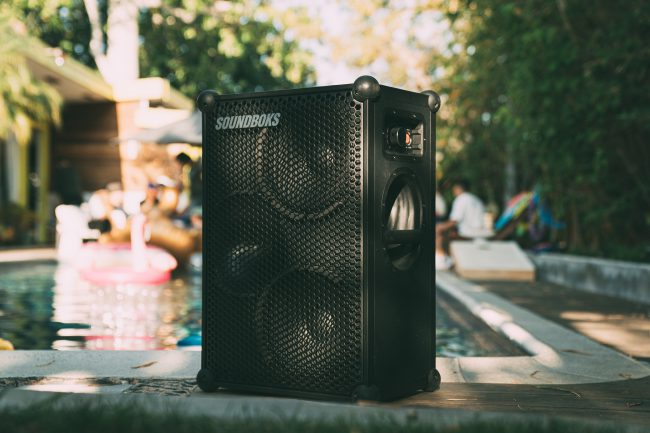 The All New SOUNDBOKS Is a Massive Bluetooth Speaker for All Occasions
