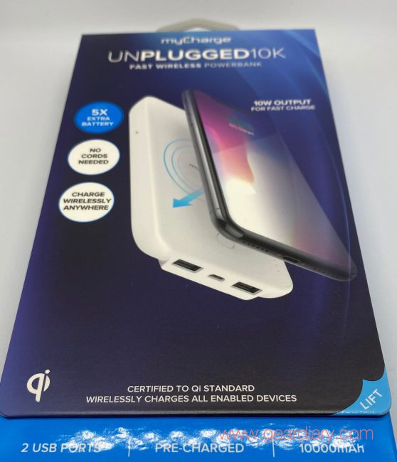 MyCharge UnPlugged 10k Is Made for Your New iPhone