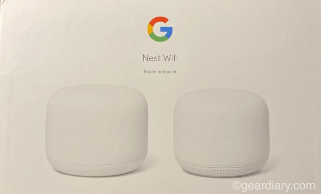 The New Nest WiFi from Google Is WiFi for the 2019 Smart Home