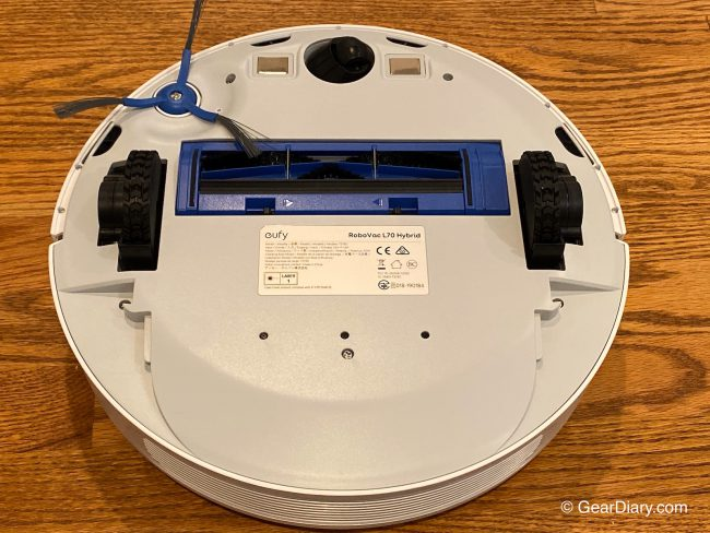 Eufy's RoboVac L70 Hybrid Is the Robotic Combo Vacuum & Mop to Beat