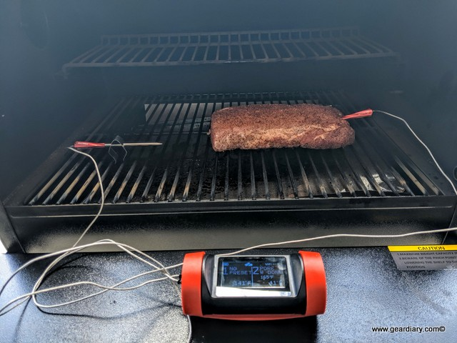GrillEye Pro Plus Helps Perfect Your BBQ