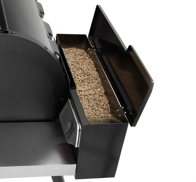 Weber Finally Enters the Wood Pellet Grill Market with the New SmokeFire Grill