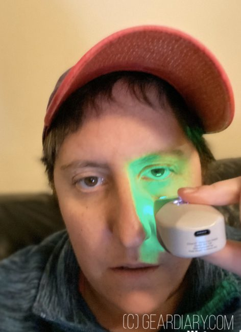 Magically Erase Sinus Pressure with Tivic ClearUp