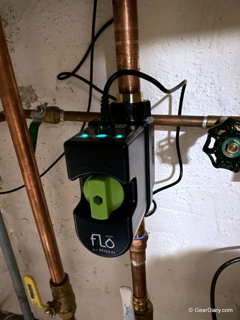 Flo by Moen Smart Water Shutoff Is Still Our Favorite Smart Home Leak Detection System