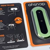 Ohsnap Is 'the Phone Grip That Doesn't Suck', and You Need One!