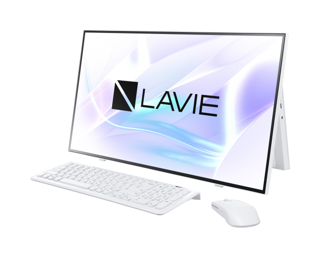 Lenovo and NEC Join Forces to Roll out the LAVIE Line of Laptops and All-in-Ones