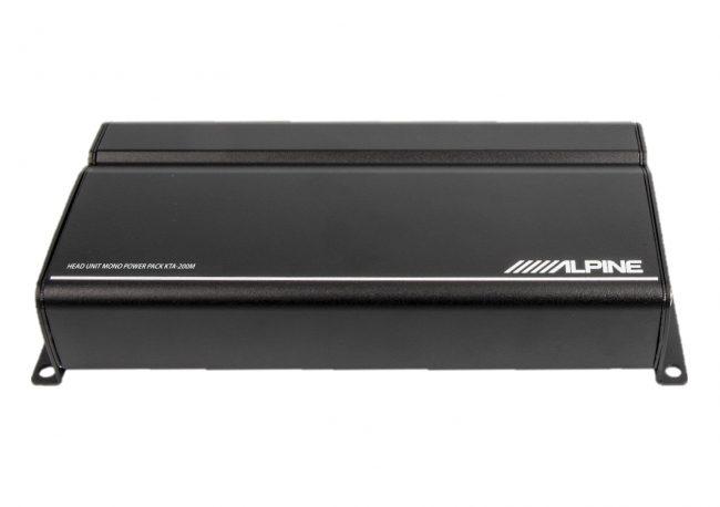 Alpine Debuts Impressive New Head Unit, Amplifier, and Dash Cams at CES 2020
