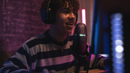 Blue Yeti X Professional USB Microphone Is Ideal for Gaming, Streaming, and Podcasting