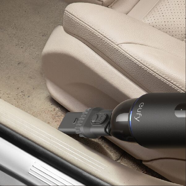 Eufy's Handheld Vac Is Great for Couches or Cars