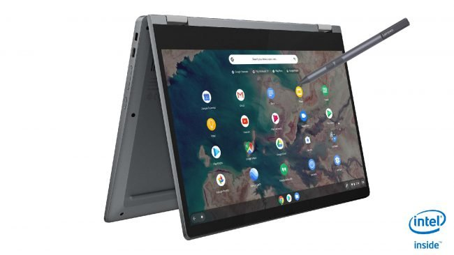 Lenovo Brings Thoughtful and Interesting Designs to New IdeaPad Chromebooks