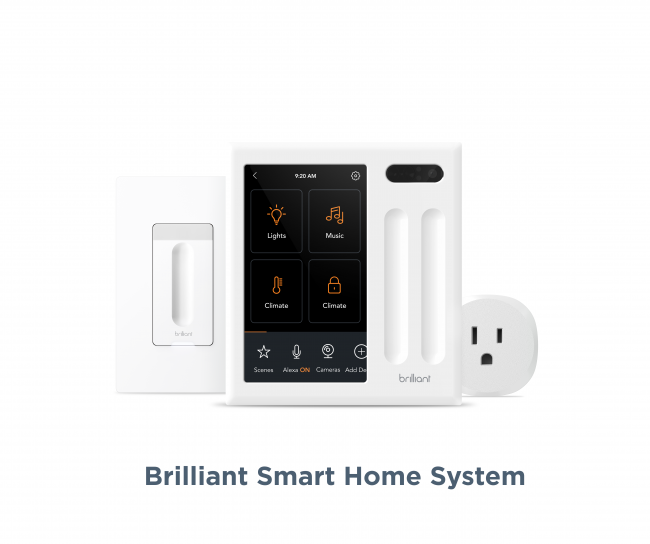 Make Your Home Smarter Than You with Brilliant's Smart Home System