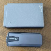Kingston HyperX SAVAGE EXO Portable Solid-State Drive Is Thin, Light and Fast