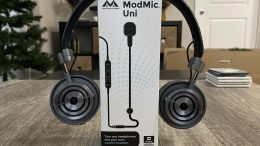 ModMic Uni: Streaming and Podcasting with Your Existing Headphones