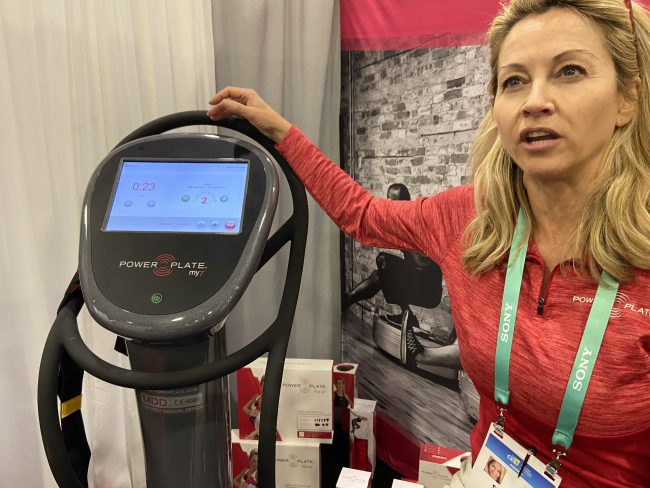 We Saw the Future of Fitness in Las Vegas!
