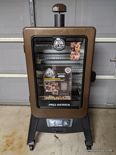 Pit Boss Pro Series 4 Vertical Smoker Will Help You Become a Pitmaster