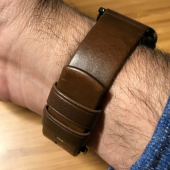 Nomad Active Strap for Apple Watch Has Ruggedly Refined Good Looks