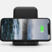 Nomad Base Station Stand Offers Convenient Power When You Need It