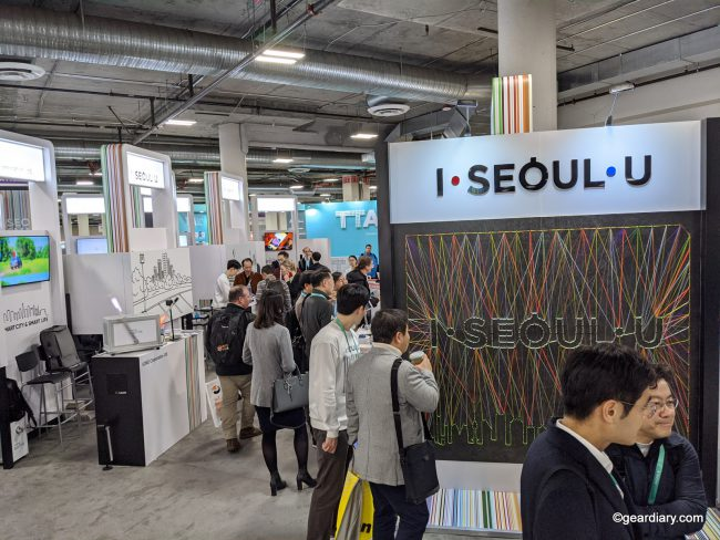 Discovering the Future of Tech at the SEOUL Smart City and Smart Life Event