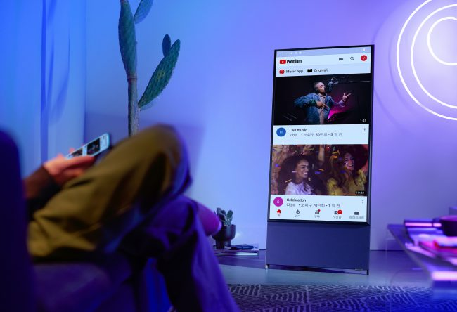 Samsung Brings Their Signature Innovation and Spin to New Television Displays