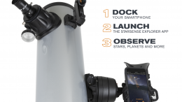 Never Lose Track of the Stars with Celestron StarSense Explorer