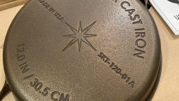Stargazer Cast Iron Skillets Impress Fusing Innovative Design and Vintage Cast Iron Quality