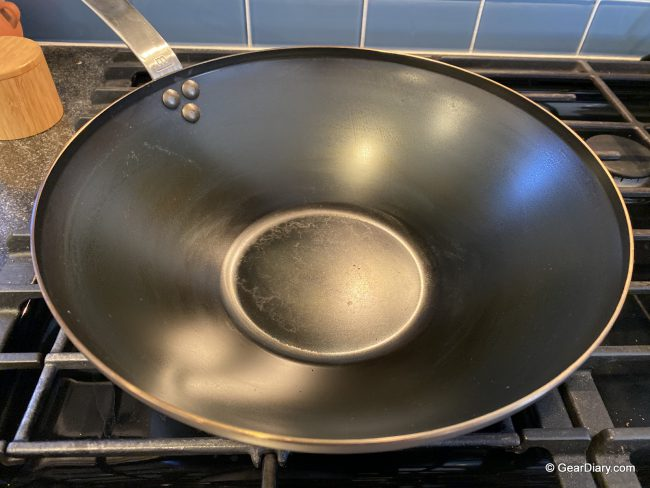 How to Season a Blue Carbon Steel Pan by Made In Cookware
