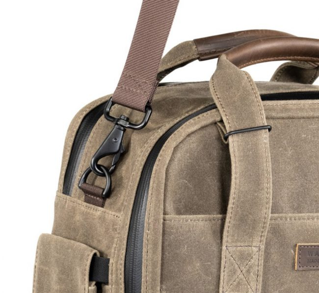 Waterfield Announces Their New Bootcamp Gym Bag