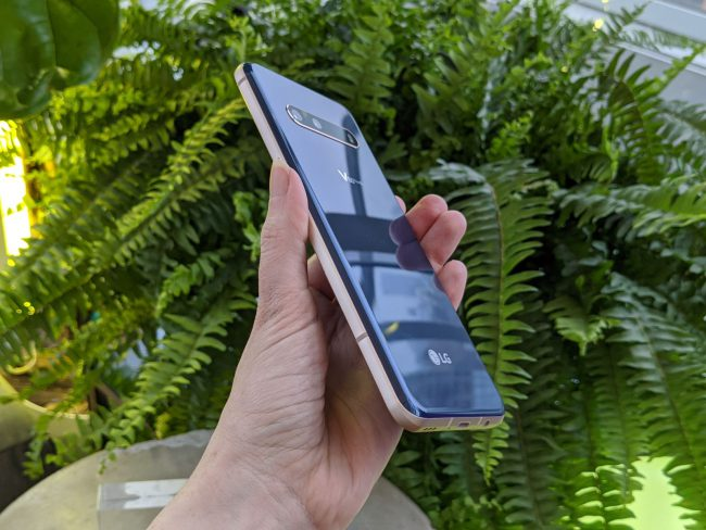 LG V60 ThinQ 5G Evolves for Better Productivity and Entertainment