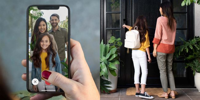 Know Who's Knocking with the August View Video Doorbell