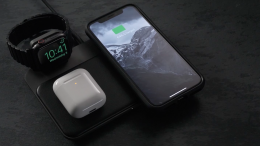 Nomad Releases Updated Base Station Apple Watch Edition