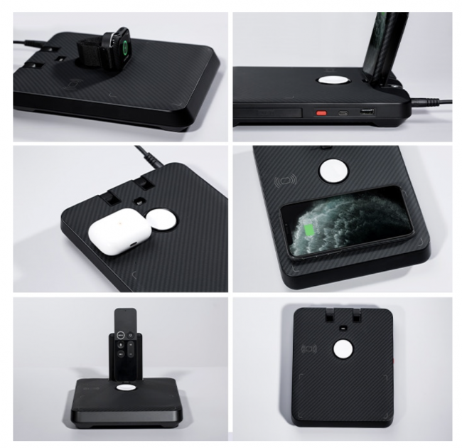 Pitaka Air Omni 6-in-1 Charging Solution Is Something Special