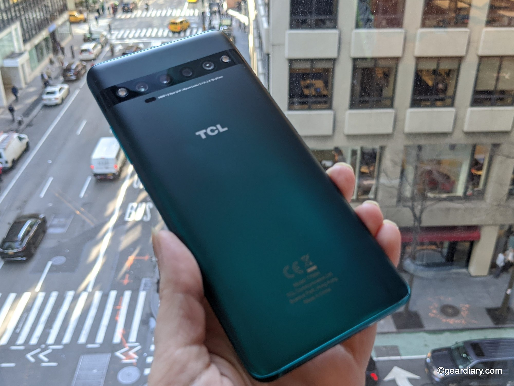 Tcl 10 Series Phones 001 Geardiary
